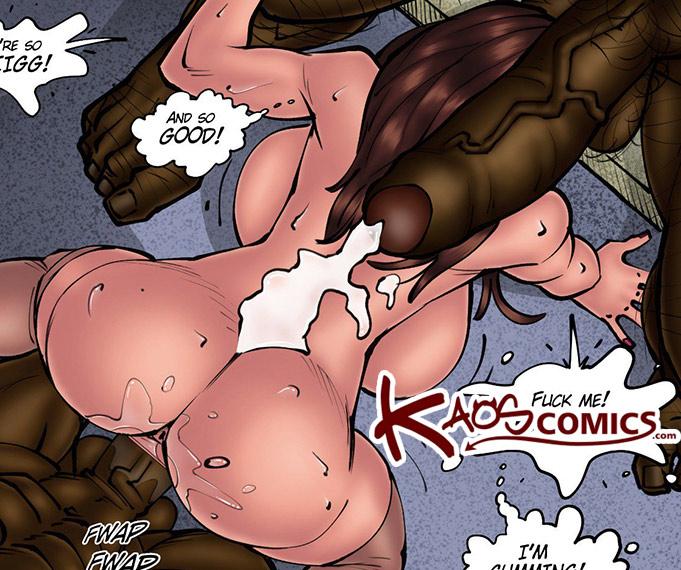 Doctor bitch part 3 by Kaos comics